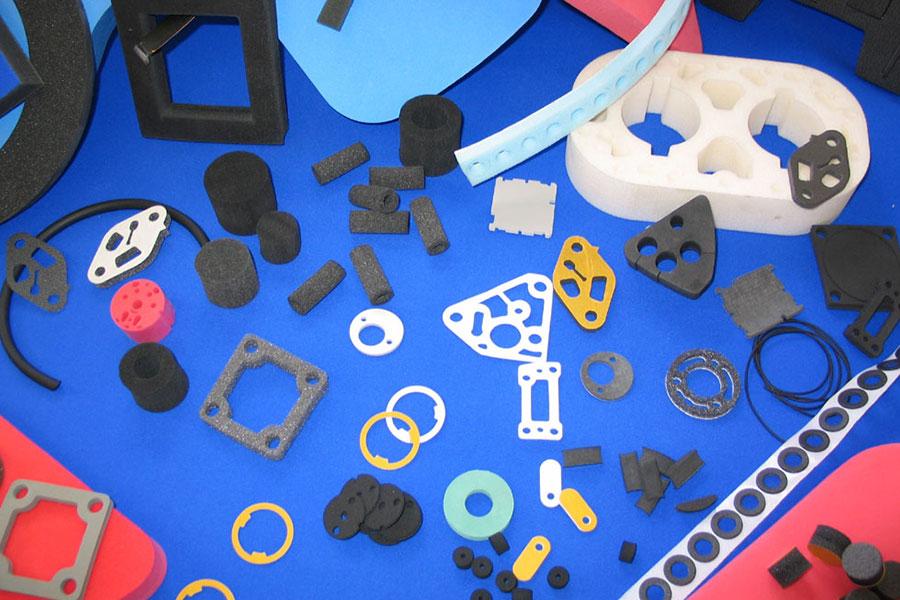 General Foam Sponge Parts