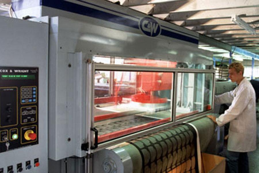LC30 Stamping Machine